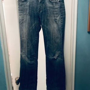 Citizens of humanity kelly #001 boot cut size 29